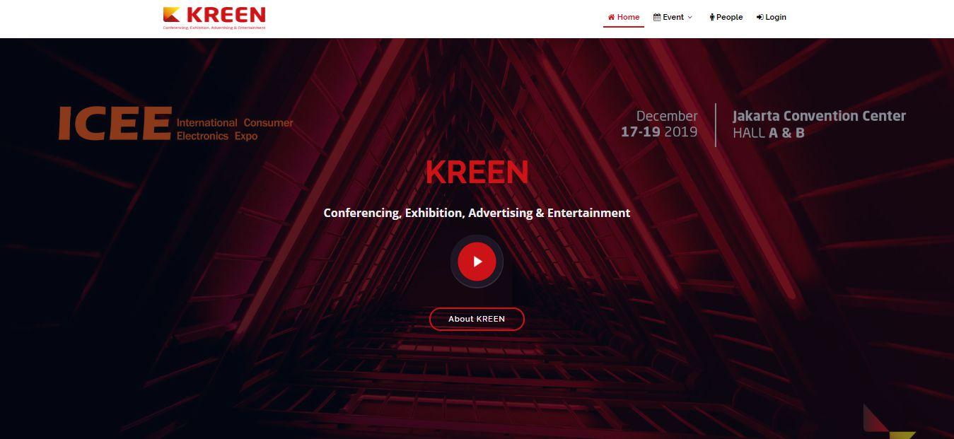 Web Company Profile with Admin Panel